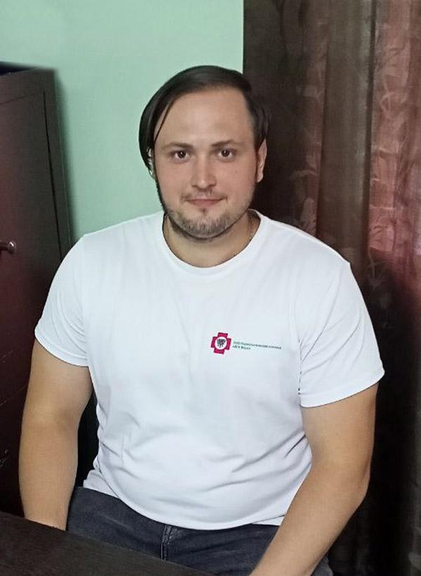 Гусев Никита Александрович